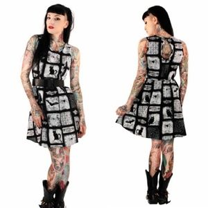Folter Macabre dress
